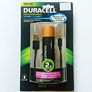 duracell portable power bank instructions