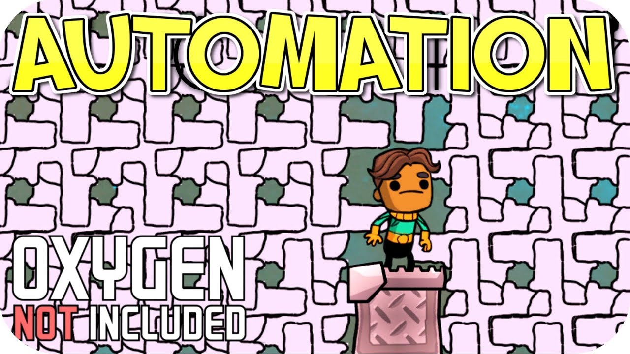 Oxygen not included automation guide