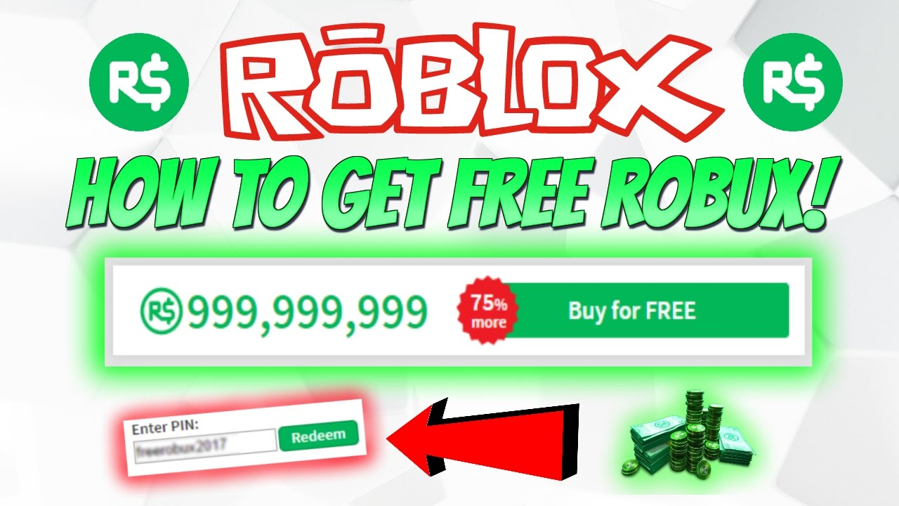 Free robux codes how to get free robux