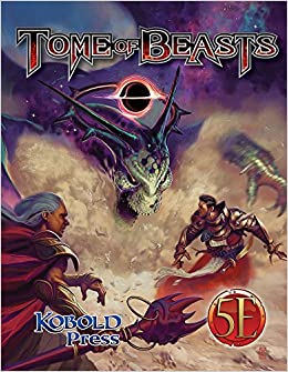 Tome of beasts 5e pdf free download