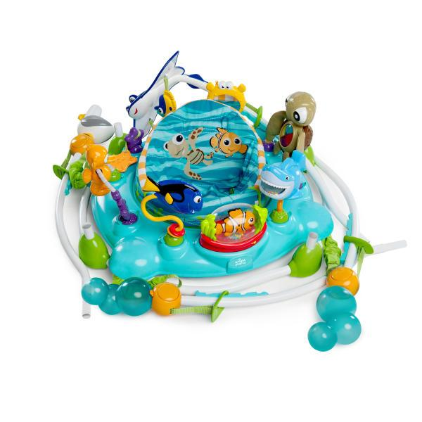 finding nemo jumperoo instructions