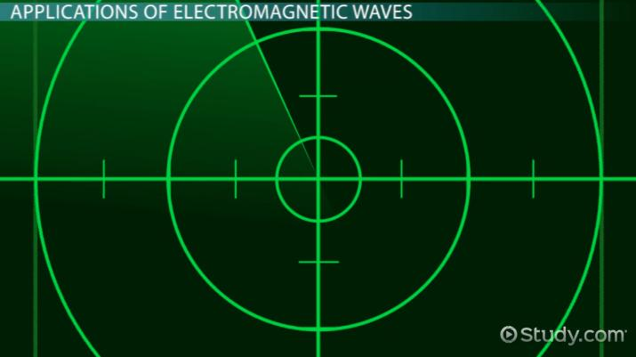 Applications of a radio waves