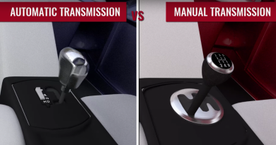 Tips for learning driving a manual car