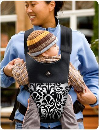 infantino ecosash baby carrier instructions