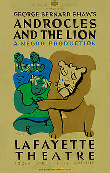 Androcles and the lion story pdf
