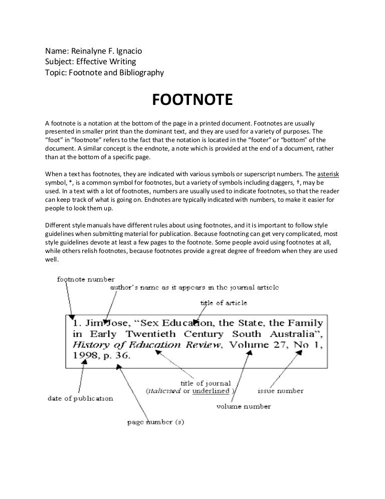 Chicago manual of style endnotes sample paper