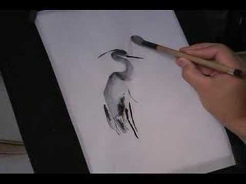 Chinese brush painting lessons pdf