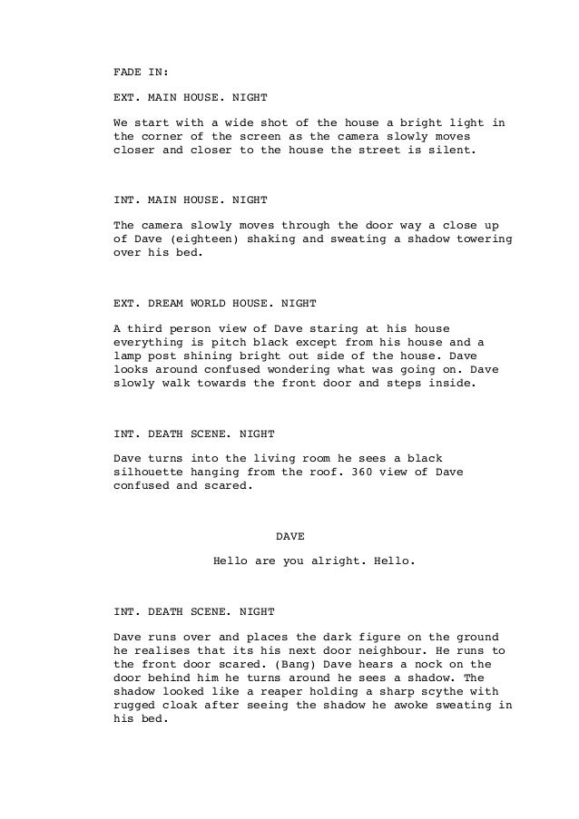 The thick of it scripts pdf