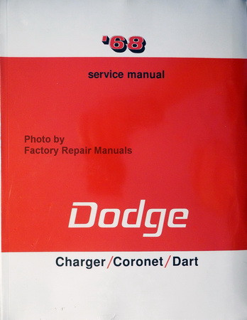 2016 dodge charger service manual