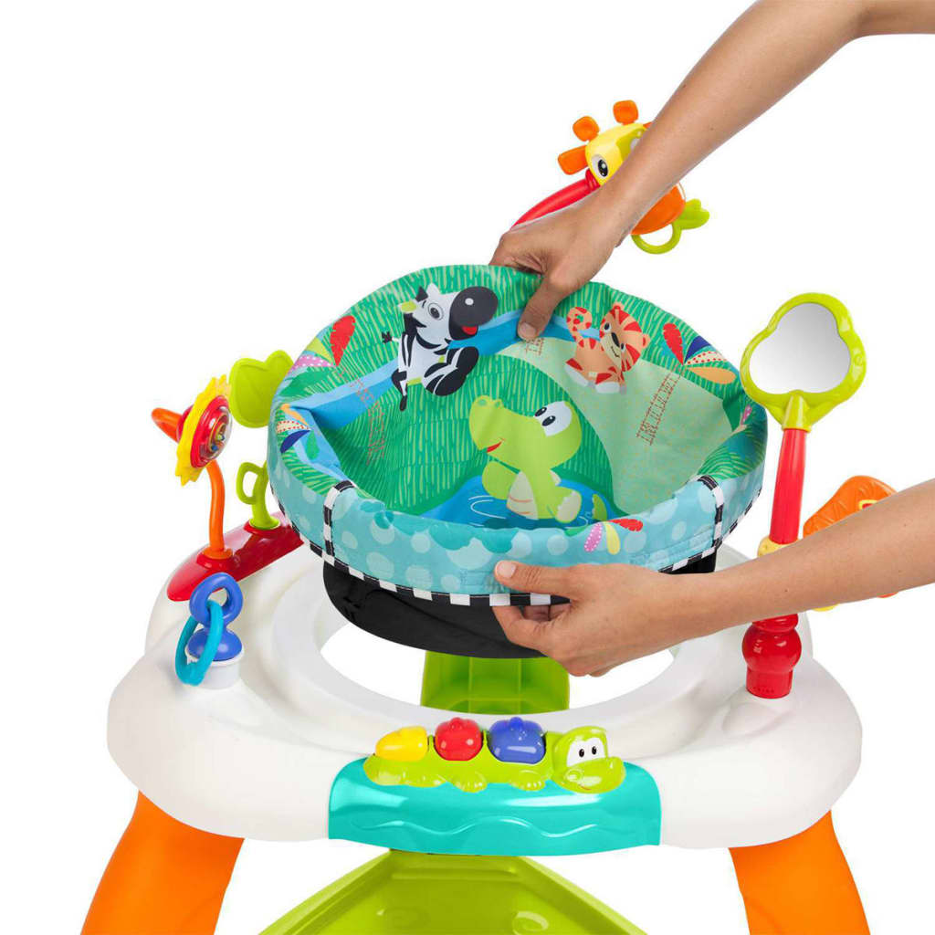 Bright starts bounce bounce baby instruction manual