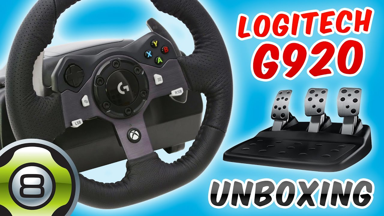 instructions for logitech g920 to xbox one