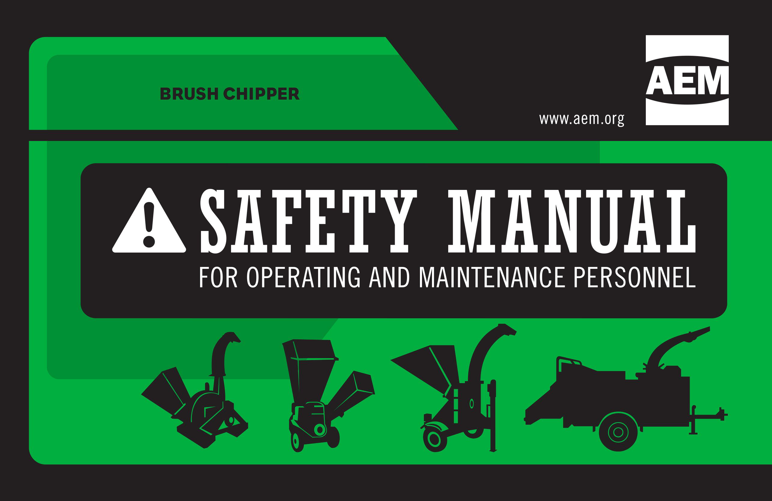 free safety manual for landscaping