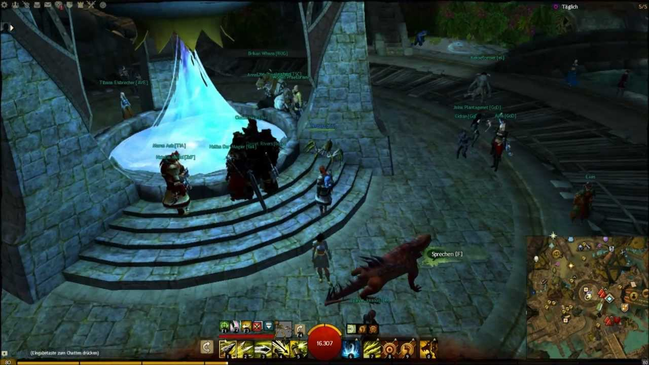 Guild wars 2 armorsmith guide