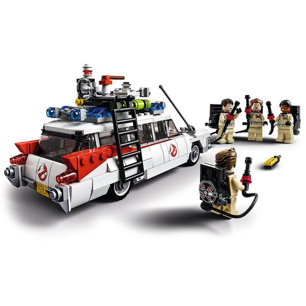 lego ghostbusters car instructions