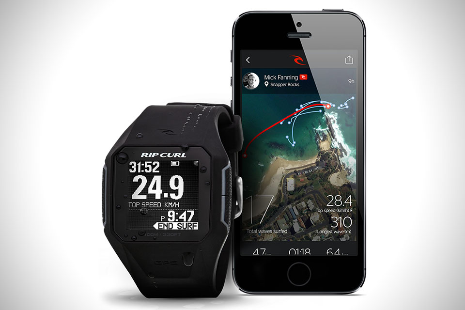 rip curl search gps instructions