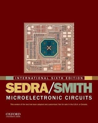 sedra and smith 7th edition solution manual