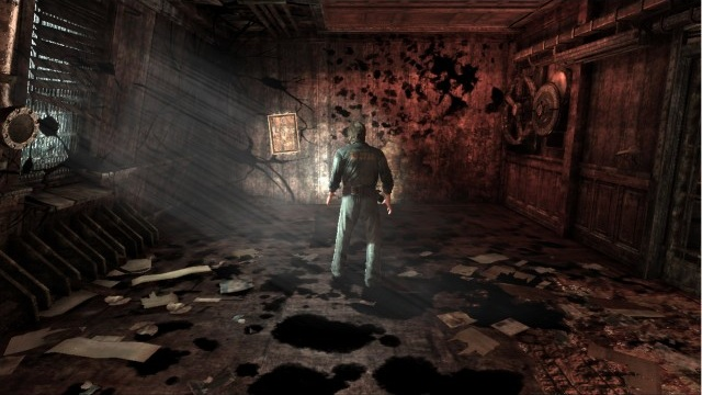silent hill downpour game manuals