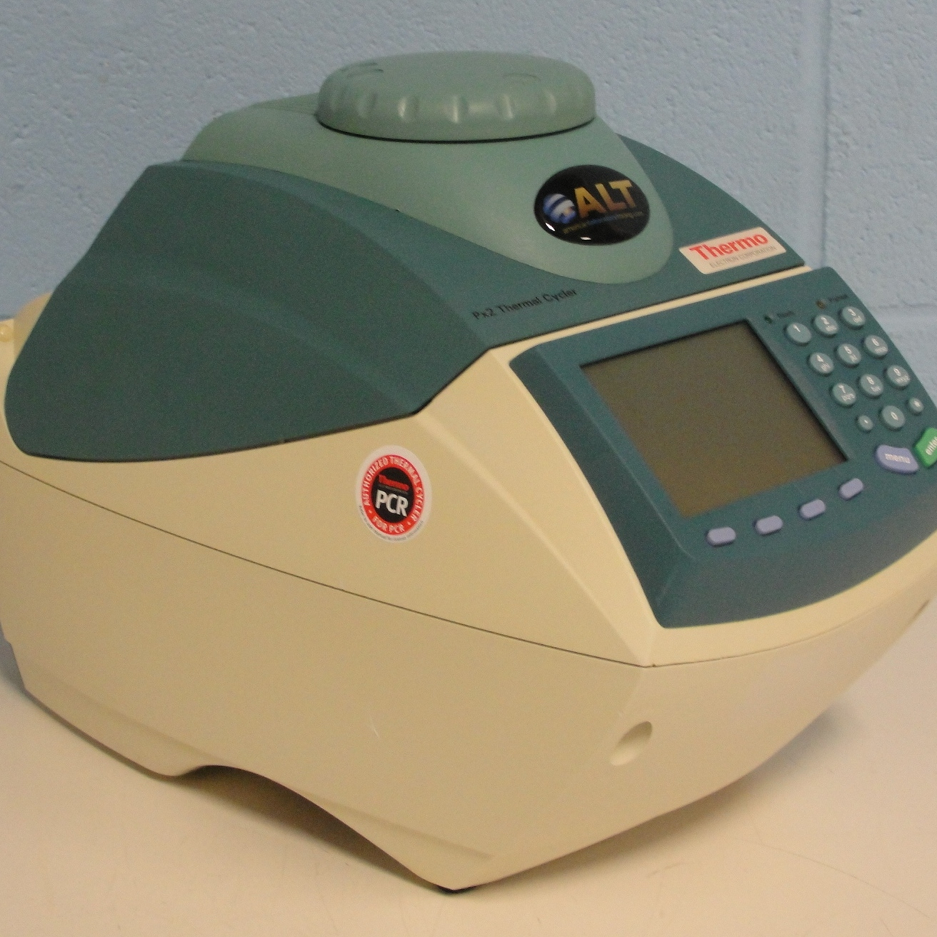 thermo px2 thermal cycler manual