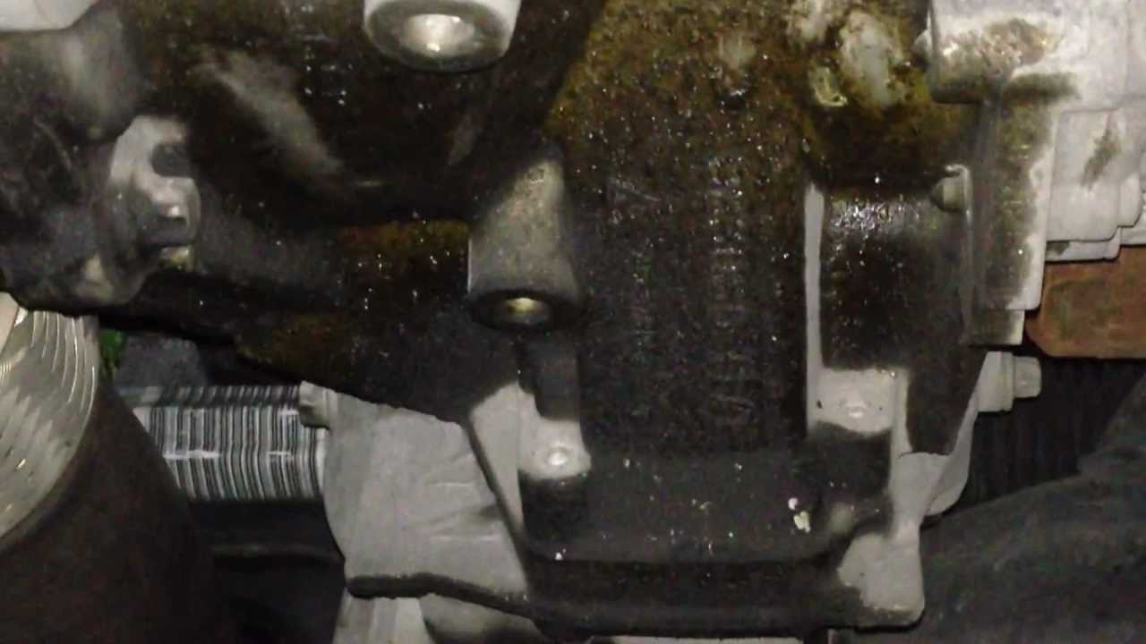 ts astra manual gearbox oil change