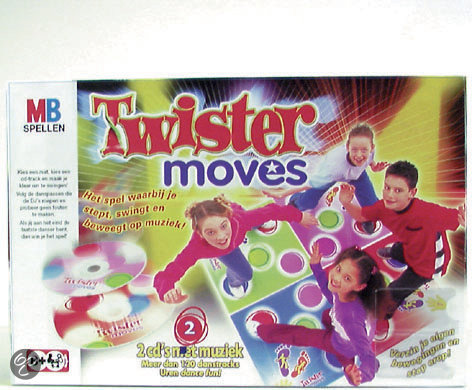 Twister moves skip it instructions